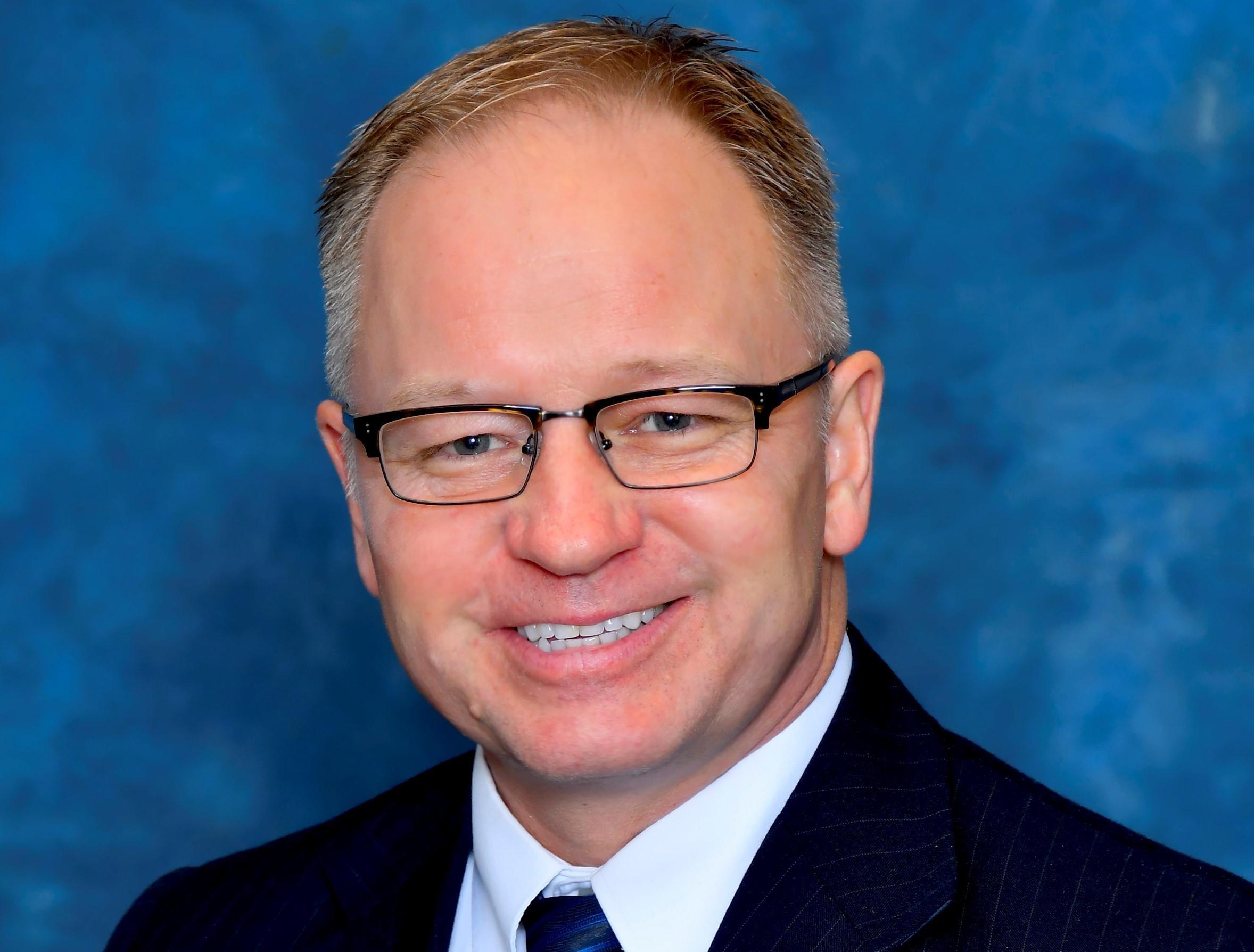Commissioner Chris Abbuhl